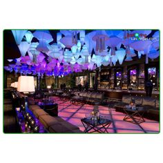 Blush Nightclub Las Vegas Night Club Blush Boutique club at Wynn ❤ liked on Polyvore featuring backgrounds, places, party, pictures and house