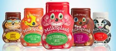 MilkSplash range PD