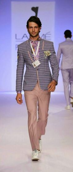 #Men's wear  Sanjay Hingu Spring Summer #Moda Hombre