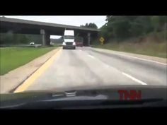 Husband Scares Wife in Car while Driving on Highway - Hilarious!!! - YouTube