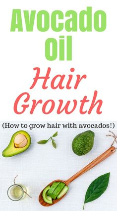 You can totally use avocado oil for hair growth! It's super duper healthy and…