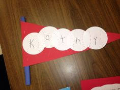 pinterest preschool sports theme | SPECTACULAR SPORTS WEEK! Name/letter recognition