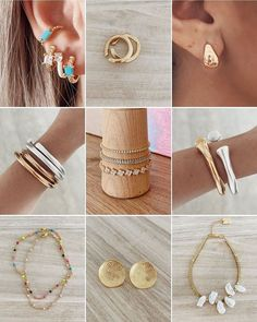 "• T W I N I N A S • στο Instagram: ""Have a beautiful month with more sales 💃🏽🎉✨🌺💋 #TWININAS Shop here 👉🏽 www.twininas.gr"" Bracelets, Earrings, Gold, Shopping, Beautiful, Instagram, Jewelry, Fashion, Ear Rings"