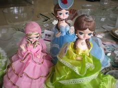 1970s bradley dolls