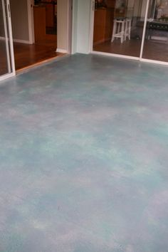 How to Stain Concrete for a Luxe Look