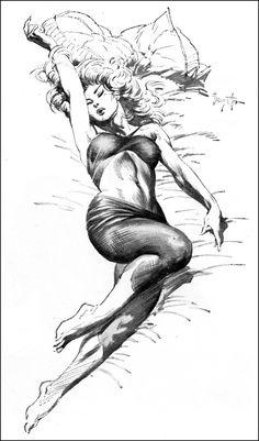 Frank Frazetta The Midwood Illustrations ~ 1963-64 Perfumed by Jason Hytes ~ The Dangerous Age by Joan Ellis The Wild Week by Jason Hytes