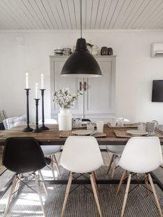 De schoonheid van een Eames Dowel stoel http://www.dewemelaer.nl/?p=5347