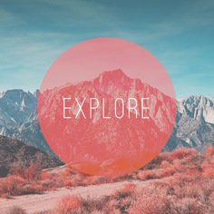 """Explore"" Art Print by Zeke Tucker on Society6."