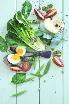 Brunch Salad | Crush Magazine