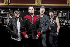 Die Punkband spielt Konzert in München