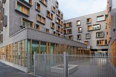 Mid-Rise Housing — MG-AU -Boucicaut Housing Development Paris,...