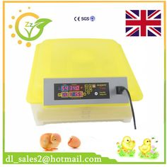 >> Click to Buy << New Design Fully Digital Mini 48 Eggs Incubator Chicken Duck High Quality Egg Hatchery Machine Fully Automatic Egg Turning #Affiliate