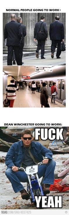 Jensen Ackles #Supernatural :)