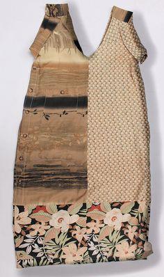 Vestido Half-Half L 6500 bc467abc1b7