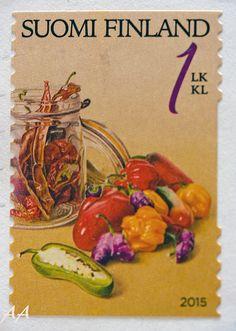 Postage Stamps, Finland, Postcards, Crafts, Crafting, Diy Crafts, Craft, Arts And Crafts, Stamps
