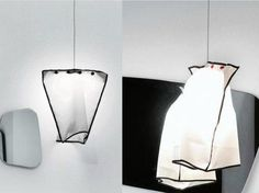 OVALE Fabric pendant lamp by FALPER design Paola Navone