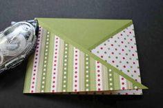 Criss-cross card