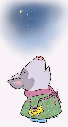 Piggy by Deborah Niland Illustration Up Close
