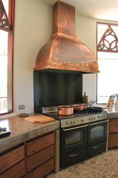 Moderne Holz Küchen Schiffini Pampa Kochinsel Edelstahl Arbeitsplatte |  Kitchen | Pinterest