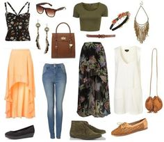 Need festival fashion inspiration? Check out these comfortable but #stylish items.