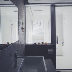 コンクリート打ちっぱなし/FRP仕上げ/バス/トイレのインテリア実例 - 2015-02-19 06:35:01 | RoomClip(ルームクリップ)