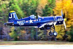Vought F4-U Corsair.