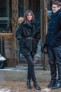 Emmanuelle Alt, Editor-in-Chief of Vogue Paris