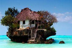 The Rock Restaurant - Zanzibar