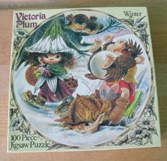 Victoria plum Cute Tortoise, Victoria Plum, 100 Piece Puzzles, Troll Dolls, Holly Hobbie, Original Movie, Puzzle Pieces, Vintage Toys, Cartoons