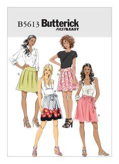B5613 | Butterick Patterns