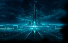 """ART: """"Images and Concept Art from Tron : Legacy"""" via glitchstudio"""