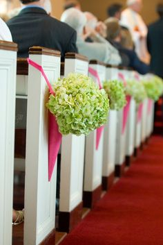 Large pull bows wedding decoration church pews top table swag best church wedding photos google search church pew wedding decorationswedding junglespirit Gallery