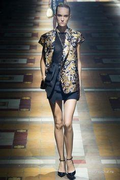 Женская мода: Lanvin, весна-лето 2015, Ready-to-Wear