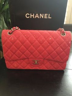 Chanel Jumbo Classic Flap Shoulder Bag. Get one of the hottest styles of the season! The Chanel Jumbo Classic Flap Shoulder Bag is a top 10 member favorite on Tradesy. Save on yours before they're sold out!