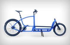 Messenger V2 Cargo bike