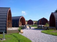 The Grown-Up's Getaway! Camping Pods & Tents...
