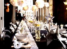 Cheap Christmas Table Decorations Breathtaking Party Dinner Decoration Ideas Winsome Elegant