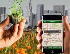 Guerilla Gardening App. Neat-o!