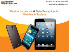 Now get an extended #warranty plan for your #mobiles and #tablets.