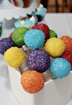 Cake Pops: Recetas divertidas para hacer con niños - enfemenino
