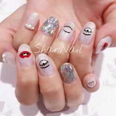 Japanese nail art by ShanNail