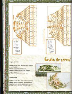 Puntas a Crochet - Isabel Cristina Mejia - Álbuns da web do Picasa