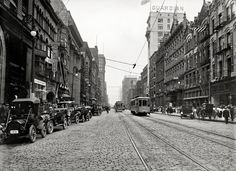 Shorpy Historic Picture Archive :: Bustling Cleveland: 1911 high ... http://qoo.ly/d66c3