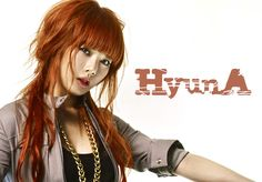Kim Hyuna High Definition