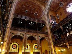Dohany Street Synagogue, Budapest