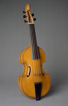 1770 French Pardessus de viole at the Metropolitan Museum of Art, New York