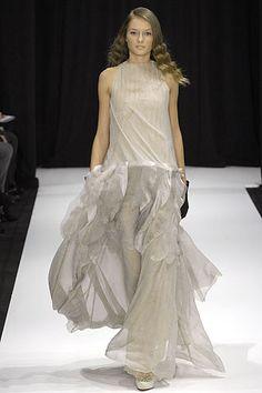 Rodarte Fall 2007 Ready-to-Wear Fashion Show - Solange Wilvert