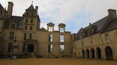 Château de Kerjean - Saint-Vougay - mars 2013 | Finistère Bretagne