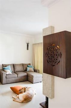 Image result for contemporary pooja unit designs