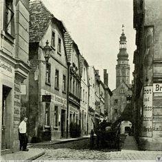 Stary Bolesławiec - ulice, obiekty, wydarzenia My Roots, Polish Pottery, Street View
